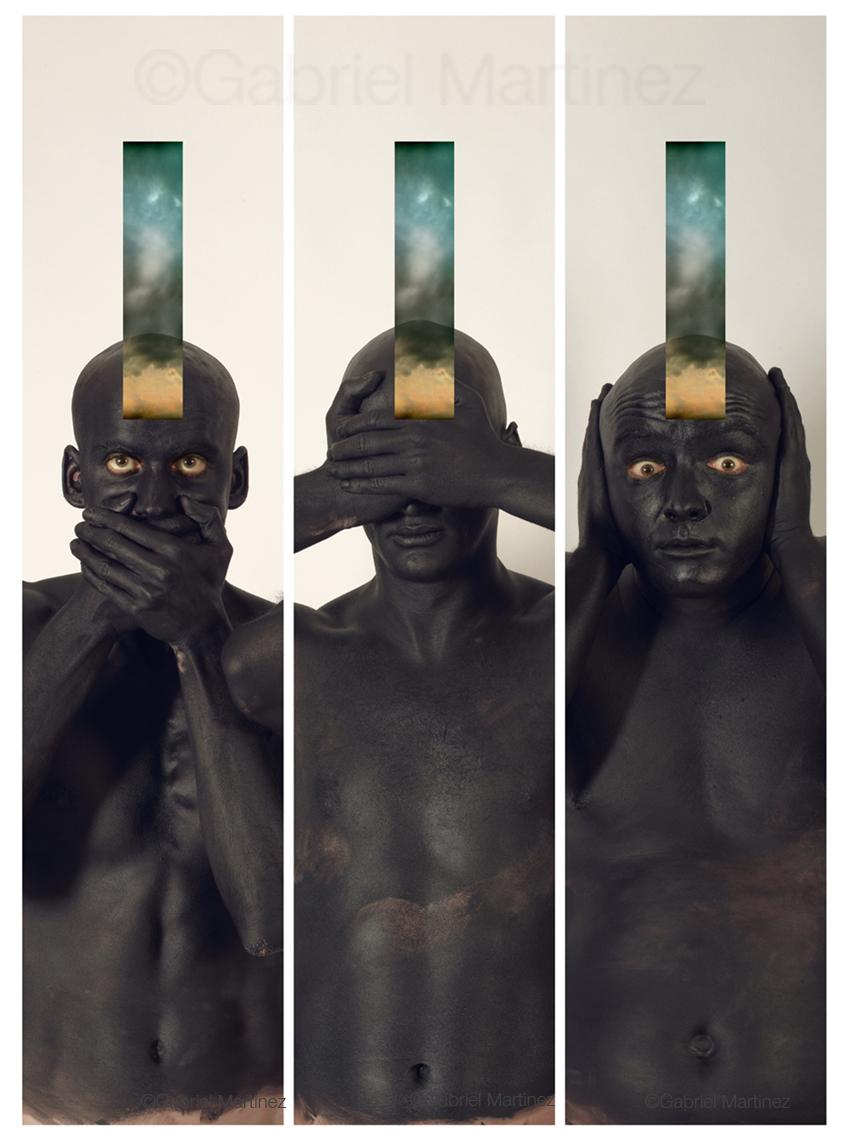 photo hommes art gabriel martinez